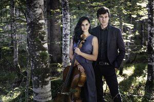Raphaela Gromes, Violoncello und Julian Riem, Klavier